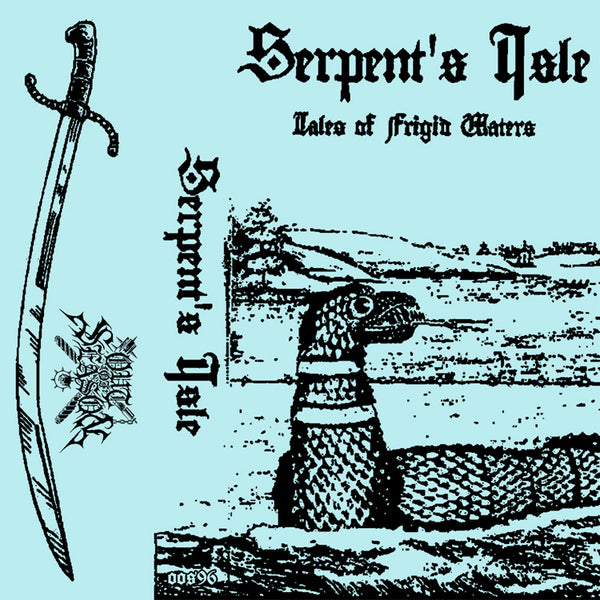 "SERPENT'S ISLE ""Tales of Frigid Waters"" Tape"