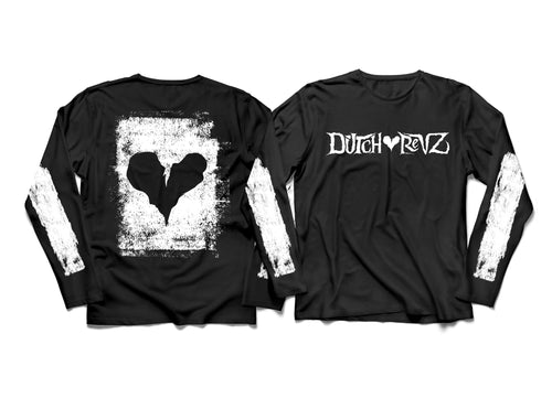 DUTCH REVZ LONG SLEEVE VOL. 1 BLACK