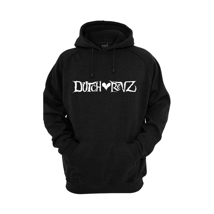 DUTCH REVZ HOODIE VOL.1 BLACK
