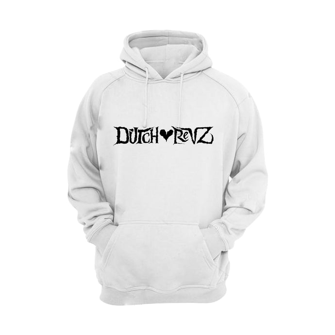 DUTCH REVZ HOODIE VOL.1 WHITE