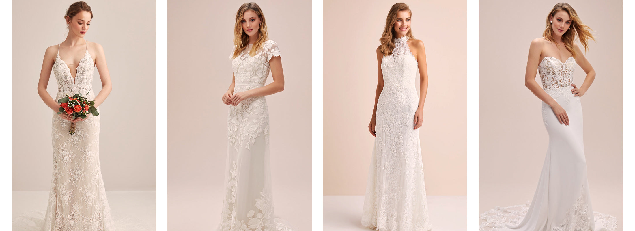 Oleg Cassini Sheath wedding dresses - Finding the perfect dress