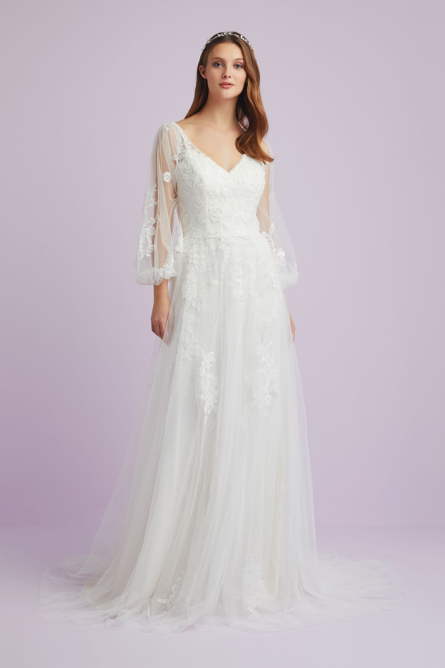 Wedding Dress With Sleeves.4xlwpd24345