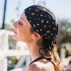 Night Lilies Bandana-Soulfree Yoga
