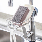 【BUY 2 FREE SHIPPING 】Best Faucet  storage rack Kitchen-(Factory Outlet)