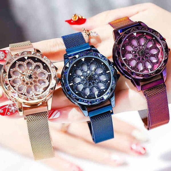 【BUY 2 FREE SHIPPING】50% OFF TODAY-Four Colors Good Luck Watch Perfect Gift Idea-(Factory Outlet)