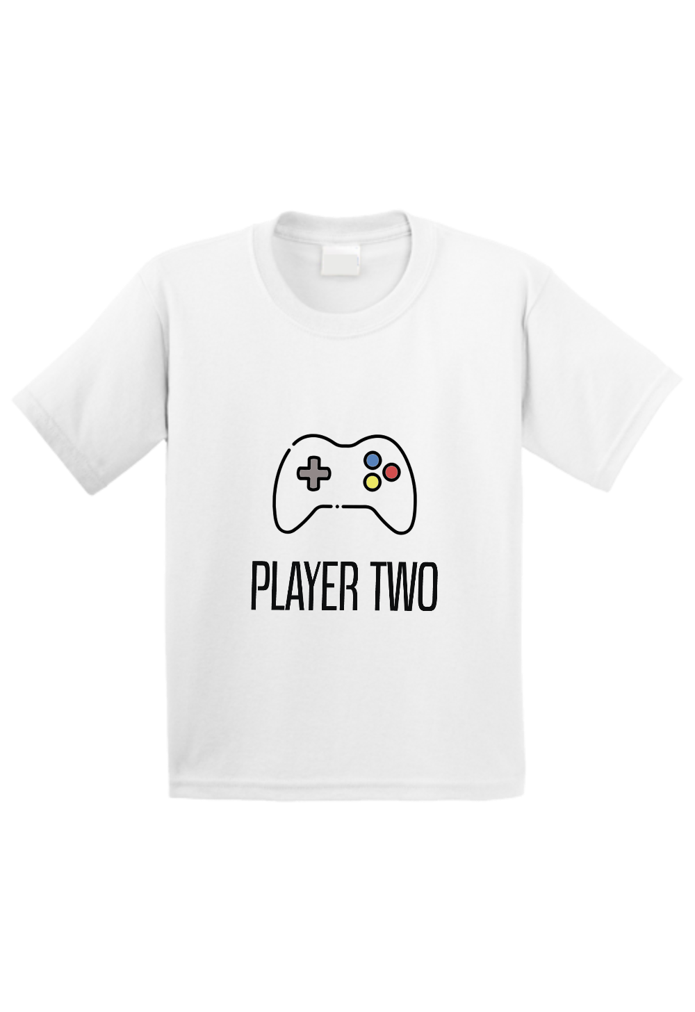 Player two toddler t-shirt