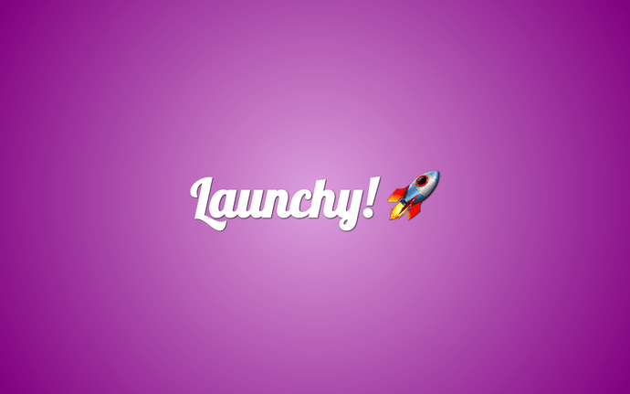 Introducing: Launchy!