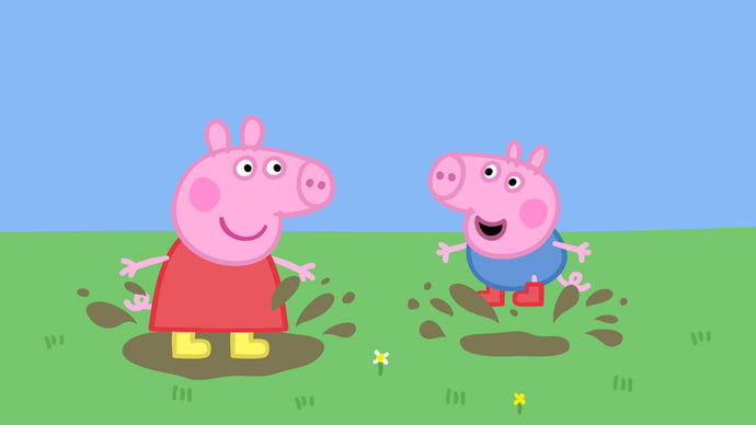 Accessible by Default: Peppa Pig