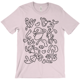 fun worms i t-shirt