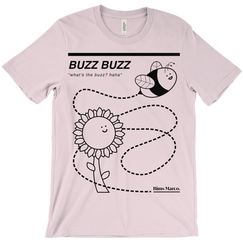 Buzz Buzz Bumble Bee T-Shirt