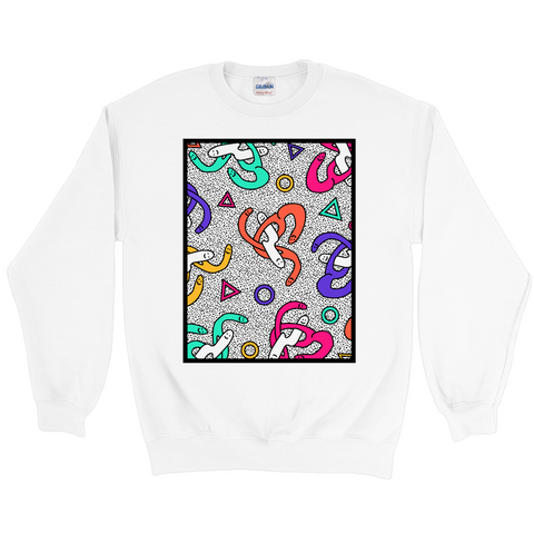 A Party Sweatshirt