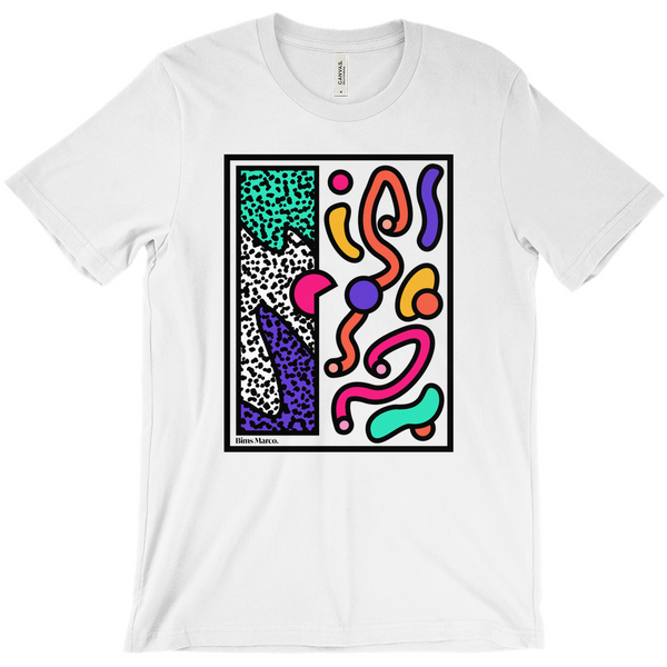 cool shapes t-shirt
