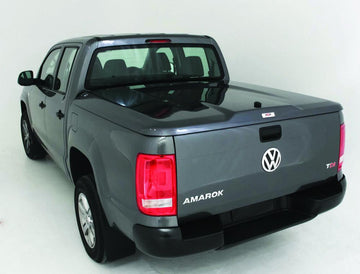 Volkswagen Amarok (2011 Onwards) Dual Cab Single Center Lock Premium Hard Lid