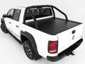 Volkswagen Amarok (2011 Onwards) Dual Cab with Factory Sports Bars Roll R Cover