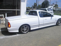 Ford Falcon AU, BA, BF (Feb 1999 to May 2008) Single Cab Flat Manual Locking Hard Lid