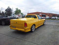 Ford Falcon AU, BA, BF (Feb 1999 to May 2008) Single Cab Single Hump Manual Locking Hard Lid