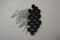 Pack of 20 Tonneau Rope Buttons and Rivets