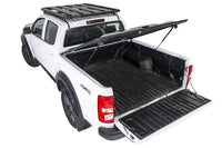 Holden Colorado RG (July 2012 Onwards) Crew Cab Silverback Hard Lid