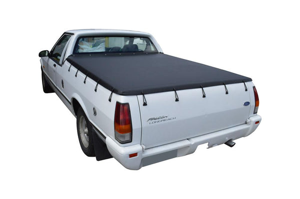 Ford Falcon XD, XE, XF, XG, XH (1979 to Jan 1999) Single Cab Bunji Tonneau Cover