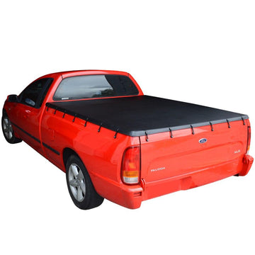 Ford Falcon AU, BA, BF (Feb 1999 to May 2008) Single Cab Bunji Ute/Tonneau Cover