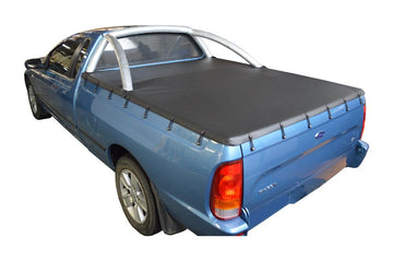 Ford Falcon AU, BA, BF (Feb 1999 to May 2008) Single Cab with Factory Sports Bars Bunji Ute/Tonneau Cover