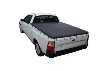 Ford Falcon FG, FGX (June 2008 to Oct 2016) Single Cab Bunji Tonneau Cover