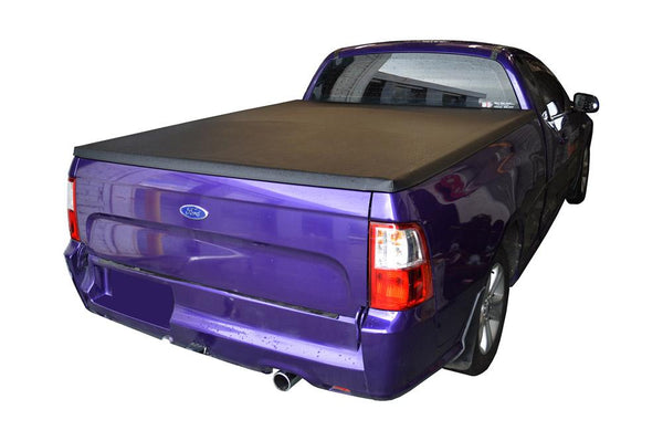 Ford Falcon FG, FGX (June 2008 to Oct 2016) Single Cab ClipOn Tonneau Cover