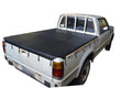 Ford Courier PC, PD (1985 to 1998) Super Cab with Headboard and Grab Rails Bunji Tonneau Cover