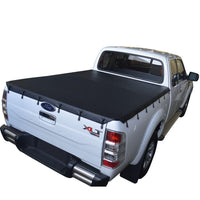 Ford Ranger PJ, PK (2007 to Oct 2011) Super Cab Bunji Tonneau Cover