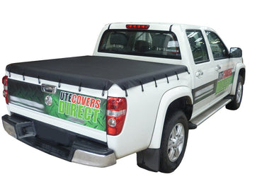 Bunji Ute/Tonneau Cover for Ford Ranger PX I (Nov 2011 to May 2015) Double Cab