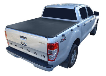Ford Ranger PX I (Nov 2011 to May 2015) Double Cab ClipOn Tonneau Cover