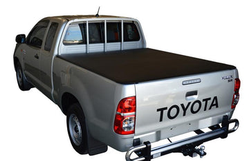 ClipOn Ute/Tonneau Cover for Ford Ranger PX I (Nov 2011 to May 2015) Super Cab suits Headboard