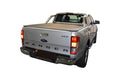 ClipOn Ute/Tonneau Cover for Ford Ranger PX I XLT (Nov 2011 to May 2015) Super Cab suits Factory Sports Bars