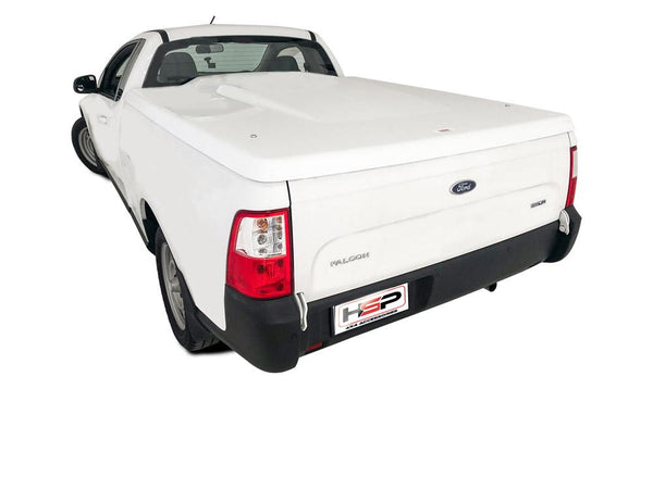 Ford Falcon FG, FGX (June 2008 to Oct 2016) Single Cab Single Hump Manual Locking Hard Lid