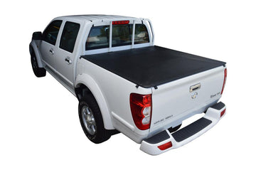 Great Wall V200, V240 (2009 to 2015) Dual Cab with Headboard ClipOn Ute/Tonneau Cover