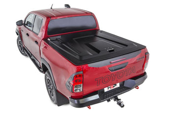 Toyota Hilux SR5 (Oct 2015 Onwards) Double Cab Silverback Hard Lid