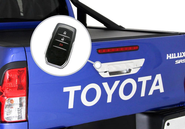 Toyota Hilux SR5 A-Deck (Oct 2015 to Sept 2017) Tail Gate Central Locking