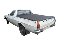 Holden Kingswood HQ, HJ, HX, HK, WB (1971 to 1984) Single Cab Rope Tonneau Cover