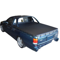 HSV Maloo VG, VN, VP, VR, VS (1990 to Dec 2000) Single Cab with Factory HSV Maloo Front Bars Bunji Tonneau Cover