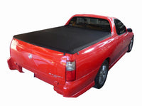 Holden Commodore VU, VY, VZ (2001 to 2007) Single Cab ClipOn Tonneau Cover