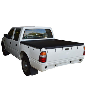 Holden Rodeo TF (1997 to 2002) Crew Cab Bunji Ute/Tonneau Cover