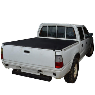 Holden Rodeo TF (1997 to 2002) Crew Cab ClipOn Tonneau Cover