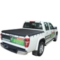 Holden Rodeo/Colorado RA, RC (2003 to June 2012) Crew Cab Bunji Tonneau Cover