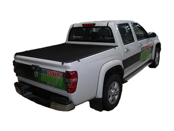 Holden Rodeo/Colorado RA, RC (2003 to June 2012) Crew Cab ClipOn Tonneau Cover