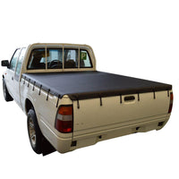 Holden Rodeo TF (1997 to 2002) Space Cab Bunji Tonneau Cover
