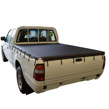 Bunji Ute/Tonneau Cover for Holden Rodeo TF (1997 to 2002) Space Cab