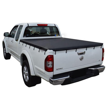 Bunji Ute/Tonneau Cover for Holden Rodeo/Colorado RA, RC (2003 to June 2012) Space Cab