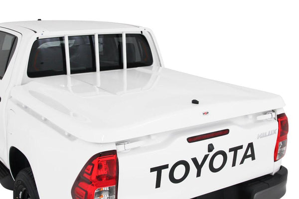 Toyota Hilux SR J-Deck (Oct 2015 Onwards) Double Cab Single Center Lock Premium Hard Lid