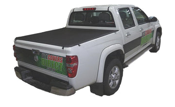 ClipOn Ute/Tonneau Cover for Isuzu D-Max (2003 to June 2012) Crew Cab