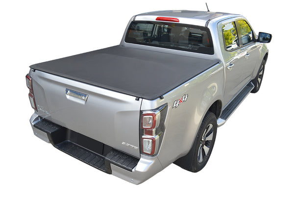 ClipOn Ute/Tonneau Cover for Isuzu D-Max (Sept 2020 Onwards) Crew Cab